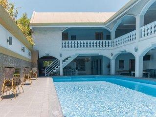 ADMIRIA 1 Resort can be used for intimate/small/family occasions/parties.