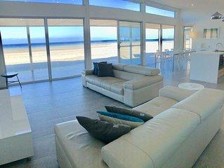 Beach Bliss absolute beachfront at Wallaroo