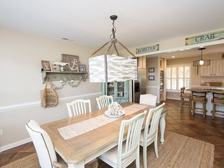 CHARMING COASTAL COTTAGE IN CAMBRIDGE, MD - PRIVATE COMMUNITY BEACH ACCESS