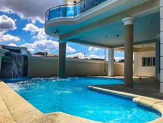 Luxurious House In Santiago