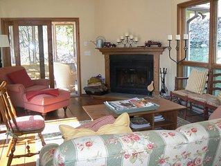 Ski House -charming house near Catamount/Butternut/ Jiminy Peak