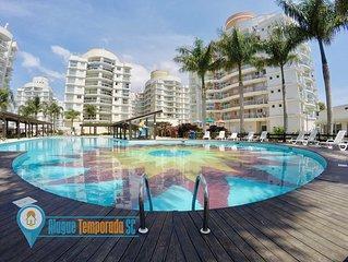 Lindo apartamento p/ Ferias, Praia e Beto Carrero - Home Club