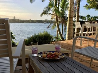 Spectacular River Views from Gorgeous Fingal Home