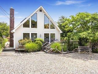 NEW LISTING - Modern Montauk Beach House