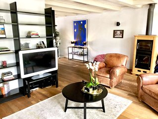 Luxury family canal apartment in the heart of Amsterdam (best location ever!!!)