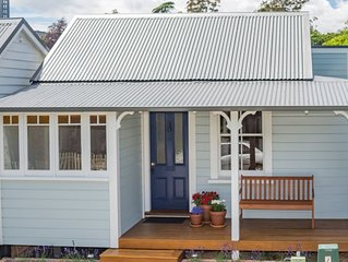 Historic cottage in the heart of Nelson city