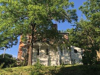 Charming Catskill Village Federal Home