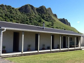 Great holiday accommodation at Kairakau Beach