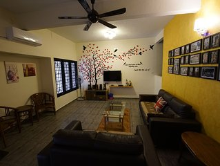 Rest & Relax Classical Homestay Ipoh Gdn