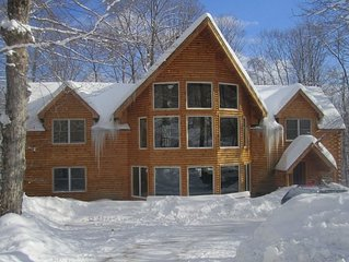 Stunning Ski Chalet minutes from Mt. Snow