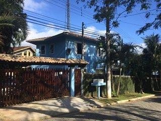 Aluguel de casa em Toque Toque Grande - Sao Sebastiao (Litoral Norte de SP)