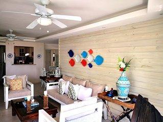 Beautiful Beach Front Condo, Club Hemingway, Juan Dolio, D.R