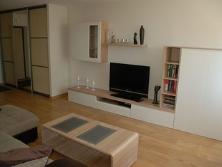 Apartment 'Neringa'located in the quite area near the beautiful park