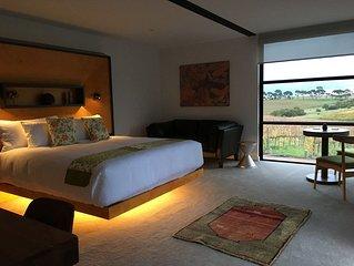 Luxury Vineyard Suites