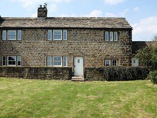 Luxury boutique cottage set on Yorkshire Moors