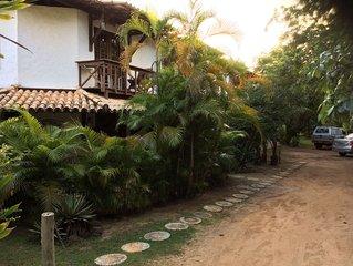 Apartamentos quarto e sala na Praia do Forte
