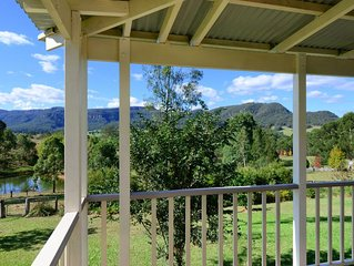 Wild Rose Cottage, Kiaroo Estate, Kangaroo Valley