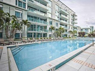 Tampa Condo w/Pool & Pvt. Patio - 1 Mi to Downtown