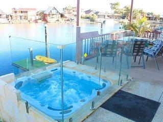 Waterside Resort Style