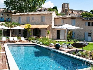 Le Mas d'Estiéu | fully renovated  Luxury Property Authentic Stone Family house