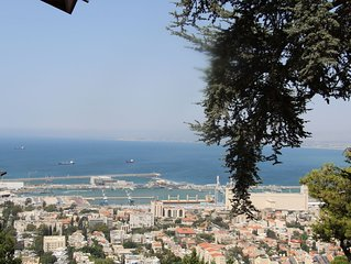 Julin place-unique house in haifa