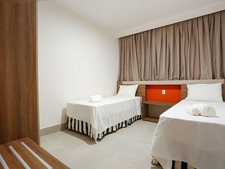 Apartamento para 7 pessoas Enjoy Olimpia Park Resort
