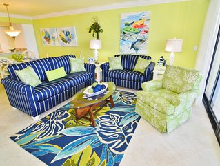 Last minute specials! Beachfront, Sanibel Harbour Resort, Harbour Tower 1014