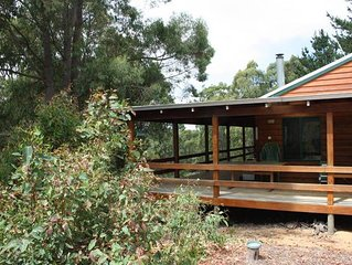Marri-Wood Cottage - located at Jalbarragup - Nannup