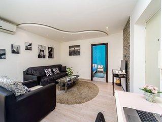 Apartment in city center