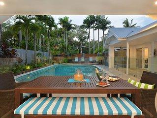 Beach Pavilions     Magnificent 'Port Douglas'  Beach House