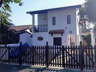 Linda Casa em ILHABELA! Ótima localização, Wifi, Churrasqueira, Piscina, Jacuzzi