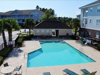 2BR/2BA Golf Villa, 822CB, Barefoot Resort, North Myrtle Beach