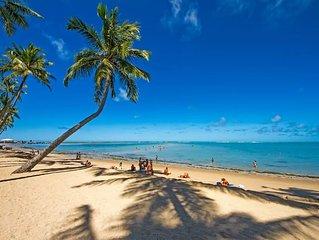 Venha pro Beira Mar na Praia de Jatiuca