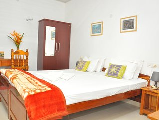Homely atmosphere d fully furnished apartment with friendly staffs