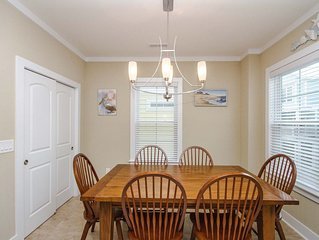 South Beach Cottage 2709, 3 br 2.5 bath, Across street from Ocean, Sleeps 6