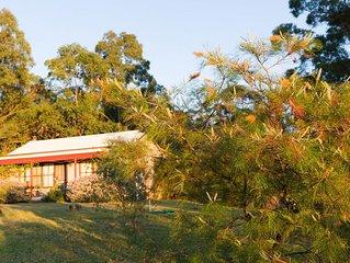 Sutherland cottage - vineyard getaway