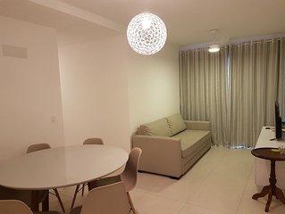 Apartamento Cabo Frio, 200 Metros da Praia do Forte, 3 quartos, 2 Vagas Garagem