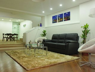 Spacious and quiet 3BRApt in Poblado