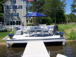 BEAUTIFUL WATERFRONT  BEACH HOUSE, GREAT HERRING POND!