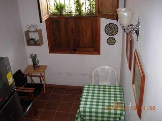 Apartamento Zona Histórica con Aire Acondicionado