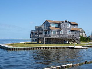Breezy Point - Relaxing 4 Bedroom SoundFront Home in Avon