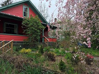 Bear Cottage Is Close To Everything You Want In The Catskills.