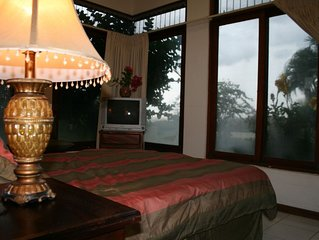 Villas Casa Loma - (Suite 102): Tropical Villa with Pools and Spectacular Views!