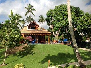 Bangalo Tropical perfeito para ferias em familia