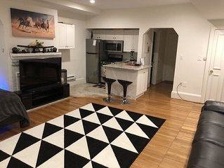 Heart of Boston,cozy Back bay private studio fully loaded house