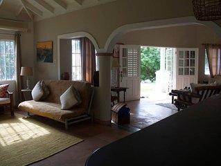 Bel Cove, Private Beachfront Villa