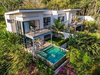 Villa Volare, Luxury Ocean-view Villa with Private Pool