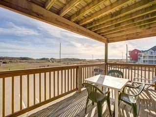 Sea Haven - Upgraded 1 Bedroom Soundside Home in Hatteras