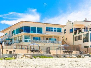 Beautiful Oceanfront Home, Amazing Views + Walk to All