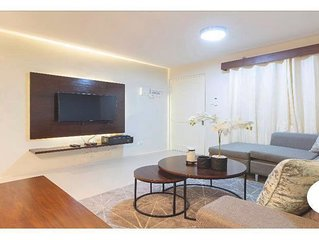 Cebu Amalfe Condo w/ free airport drop off/pick up for 3 night stay